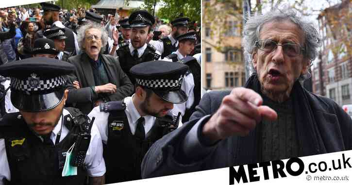 Piers Corbyn found guilty of breaking lockdown rules with Hyde Park protest