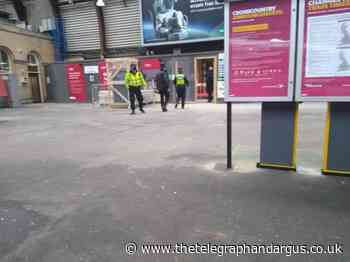 Human remains unearthed during building work at Yorkshire railway station