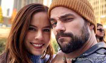 Brant Daugherty and his wife Kim announce they are expecting their first child