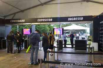 Represa de Chavantes é destaque turístico na maior feira náutica da América Latina - Folha Extra