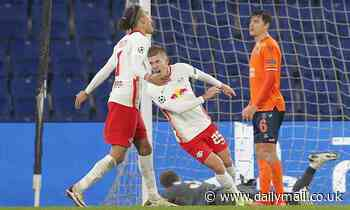 Istanbul Basaksehir 3-4 RB Leipzig: Julian Nagelsmann's pile on the pressure for Manchester United