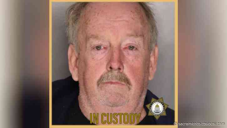 Sacramento County Man Arrested On Charges Of Lewd And Lascivious Acts With Child