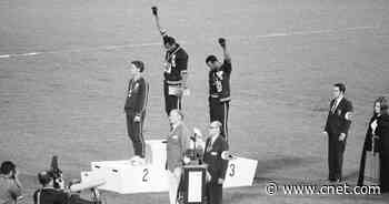 John Carlos explains his iconic protest at the 1968 Olympic games     - CNET