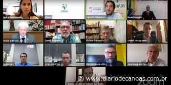 Lançada primeira micro-sede brasileira de universidade do Papa - Diário de Canoas
