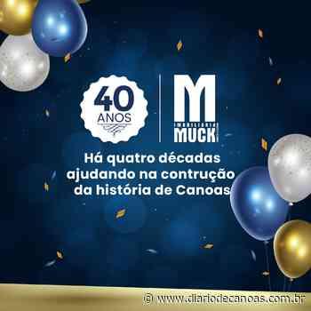 Há quatro décadas, Imobiliária Muck ajuda na construção de história de Canoas - Diário de Canoas