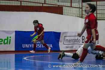 Canoas faz bonito no Futsal feminino - Esportes - Diário de Canoas