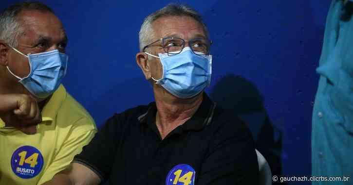 Com coronavírus, prefeito de Canoas Luiz Carlos Busato é internado no Hospital Mãe de Deus - GZH