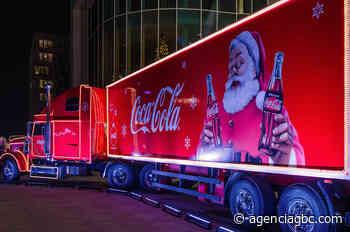 Caravana de Natal da Coca-Cola vai passar por Canoas - Agência GBC