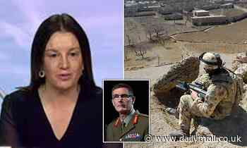 Jacqui Lambie accuses ADF of 'throwing diggers under the bus' after Afghan war crimes report