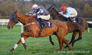 Robin Goodfellow's Racing Tips: Best bets for Thursday, December 3
