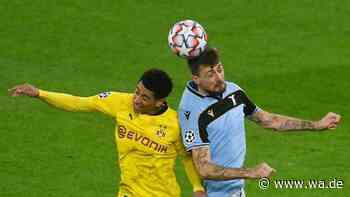 Borussia Dortmund gegen Lazio Rom JETZT im Live-Ticker: Raphael Guerreiro belohnt den BVB