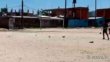 El potrero de Villa Fiorito, la primera cancha de Diego Maradona - eldoce
