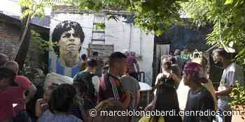 Proponen expropiar la casa de Villa Fiorito donde nació Diego Maradona para fines sociales - Marcelo Longobardi