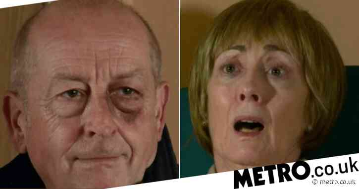 Coronation Street spoilers: Geoff Metcalfe destroys Elaine Jones in horrific scenes to stop her saving Yasmeen