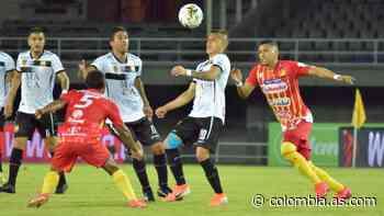 Pereira empata con Águilas y es líder parcial del Grupo A - AS Colombia