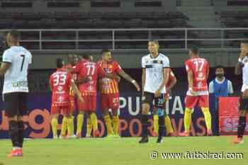 Águilas empató 2-2 con Pereira, en un partido cargado de emociones - FutbolRed