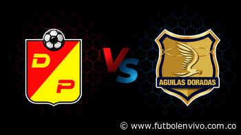 Pereira vs Rionegro Águilas Doradas en vivo, TV y hora de inicio para el partido por Liguilla BetPlay - Fútbol en vivo