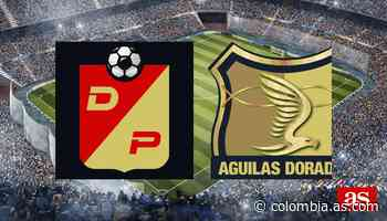Deportivo Pereira 2-2 Rionegro Águilas: resultado, resumen y goles - AS Colombia