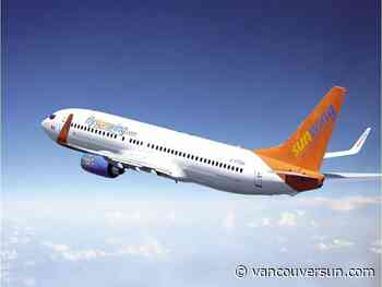COVID-19: Sunwing resuming vacations to Mexico, flights from Vancouver in January