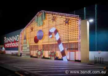 Bunnings Light Up The Warehouse In Christmas Activation Via Bastion EBA