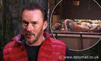 I'm A Celeb's Russell Watson's Rancid Rotisserie trial brought back painful memories of MRI scans