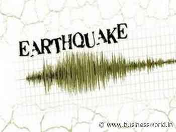4 4 magnitude earthquake hits near Russia s Sovetskaya Gavan -ANI - BW Businessworld