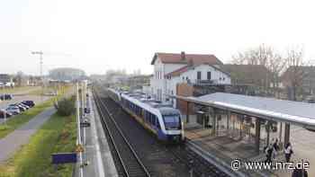 Grüne wollen in Kleve eine barrierefreie Toilette am Bahnhof - NRZ