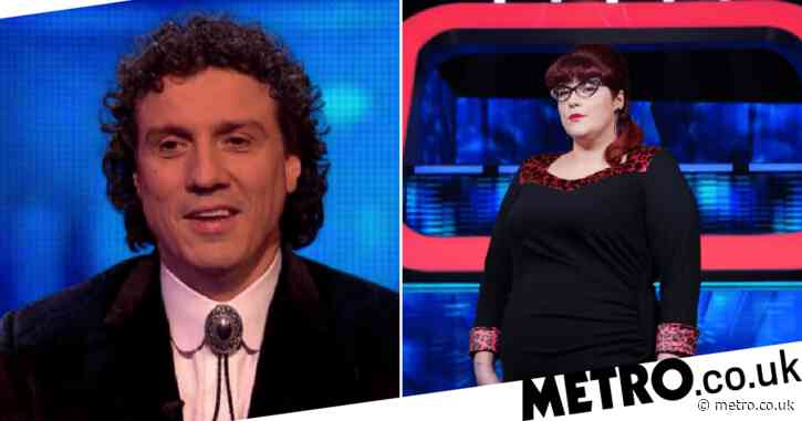 The Chase's Jenny Ryan helping new chaser Darragh Ennis amid trolling