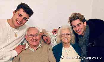I'm A Celeb EXCLUSIVE: AJ Pritchard's late nan inspired him to take up dance