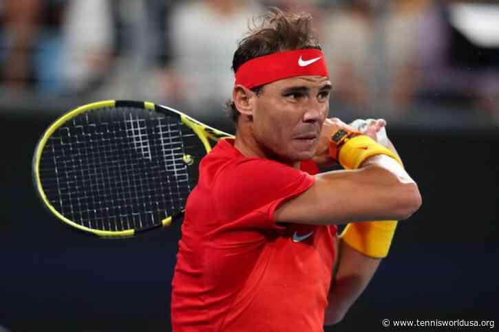 2020 in Review: Rafael Nadal tops Pablo Cuevas in Perth