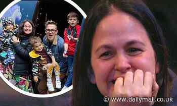 I'm A Celebrity's Giovanna Fletcher and AJ Pritchard receive sweet messages from home