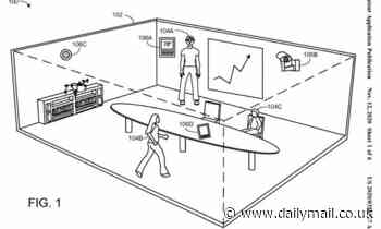Microsoft patents a system that scores a video conference call