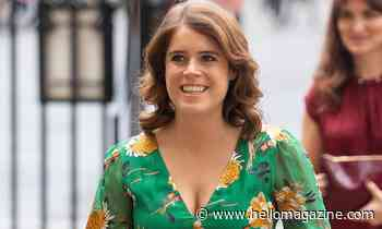 Pregnant Princess Eugenie spotted maternity shopping at one of Duchess Kate's favourite shops
