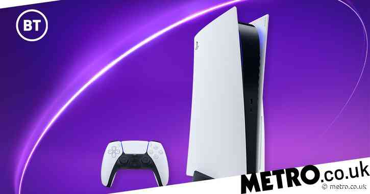 PS5 back in stock at BT and EE for UK customers on Thursday