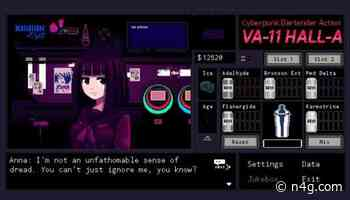 VA-11 HALL-A Now Available on Xbox Game Pass for PC