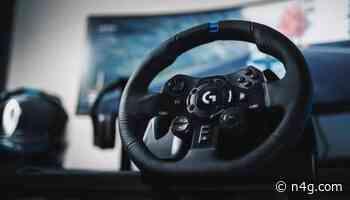 Logitech G923 Racing Wheel Review | CGMagazine