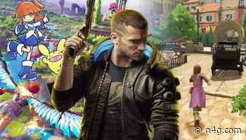 Here's Every Game Releasing This December