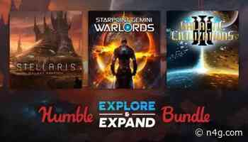 Humble Explore and Expand Bundle is now live