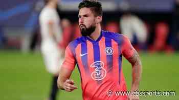 Chelsea vs. Sevilla score: Olivier Giroud scores four times as Blues clinch Champions League group