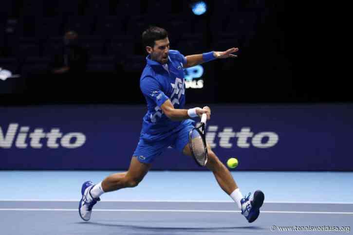 Novak Djokovic: 'I enjoy competing and traveling, doing what I love'