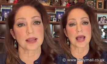 Gloria Estefan reveals she caught COVID-19 from an unmasked fan
