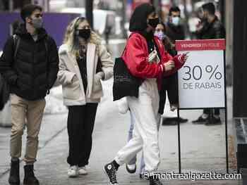 Coronavirus updates, Dec. 2: Starting Friday, all Quebec stores must post capacity limits