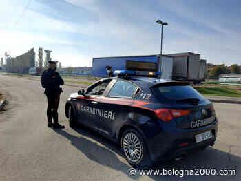 I carabinieri intercettano banda di ladri nella zona industriale di Crespellano - Bologna 2000