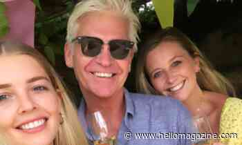 Phillip Schofield's daughter shares 'favourite' photo of her parents