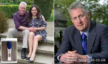 Lembit Opik has become father for the second time