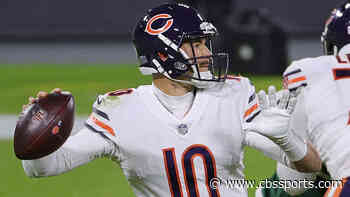 Mitchell Trubisky to start again for Bears vs. Lions in Week 13, Nick Foles limited in practice