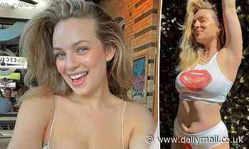 The Bachelor's Abbie Chatfield admits she's been body shamed 'at every size'