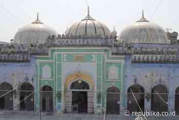 Terbengkalainya Masjid Kulsumpura di Hyderabad - Republika Online