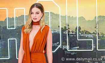 Margot Robbie is set to 'replace Emma Stone' alongside Brad Pitt in period Hollywood film Babylon