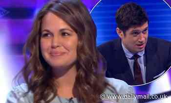 I'm A Celebrity: Unearthed clip shows Giovanna Fletcher took part in Vernon Kay's Family Fortunes